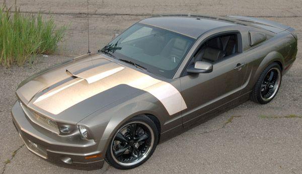Foose Mustang.
