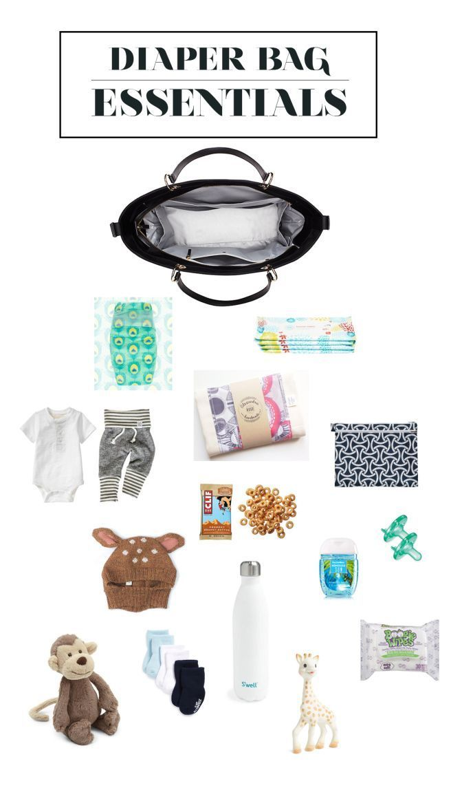 What S In My Diaper Bag Must Haves For Babies 0 9 Months