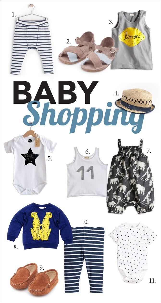 #Baby Shopping #Kidsfashion #Kindermodeblog  1. Broekje Zara 2. Schoenen Tocoto 3. Hemdje Lindex 4. Hoedje Zara 5. Romper Sproet & Sprout 6. Hemdje Babe & Tess 7. Pakje Lindex 8. Sweater Mini Rodini 9. Schoenen Toms 10. Broekje H&M 11. Romper H&M