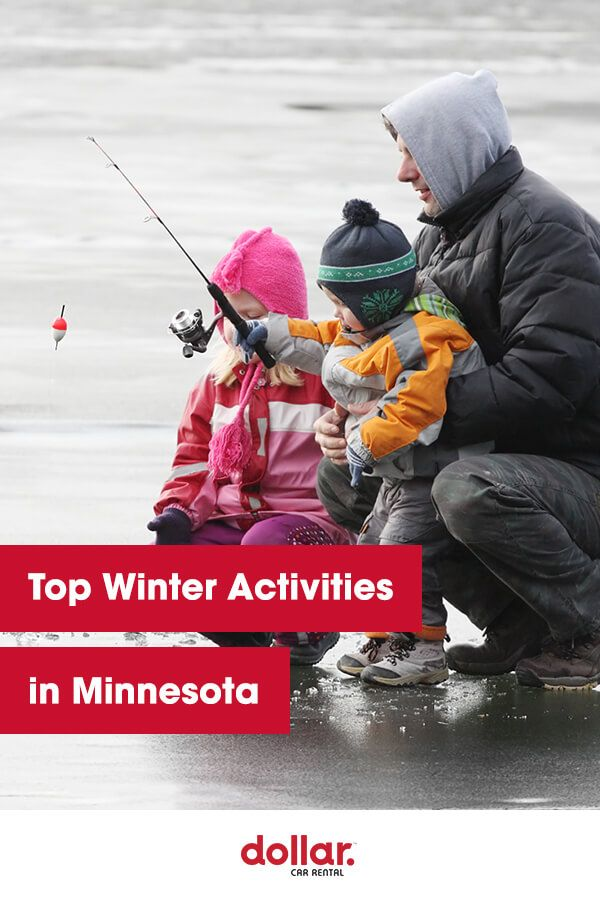 Few U S States Do Winter Better Than Minnesota Although You Might
