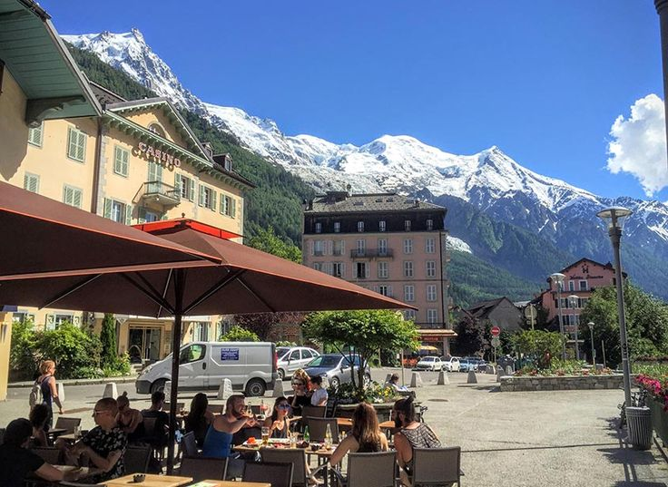 Chamonix is a playground for hiking, biking, horse riding, golf, rafting and many other activities. It's a place you have to see to believe!