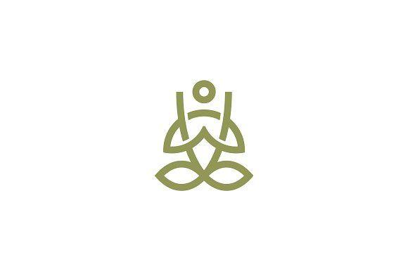 Sky Aerial Yoga Logo Template Yoga Logo Logo Templates Aerial Yoga