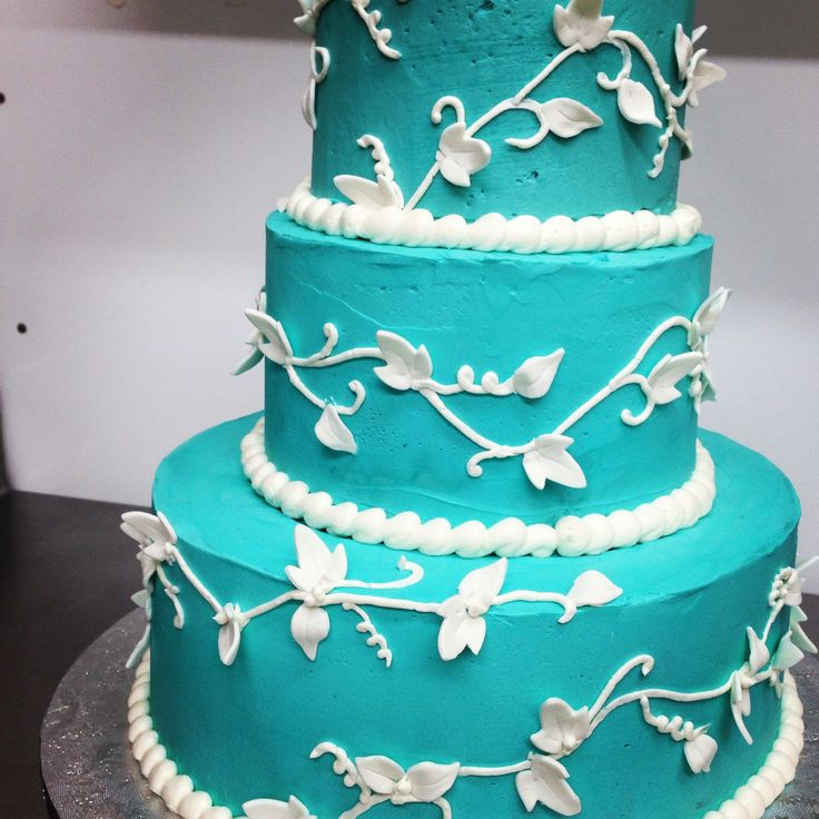 wedding cake turquoise blue 17 best ideas about turquoise wedding cakes on 26732