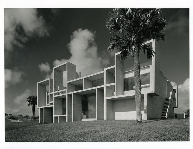 Paul Rudolph, 1960's, FL Milam residence.: Architecture Florida, Mid Century Modern, Florida Houses, Inspiration Architecture, Milam Resident, Jacksonvil Florida, Paul Rudolph, Doce Paul, Photo