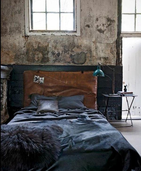 Blog - Inspiratie: Industriële slaapkamers   MARINGTON