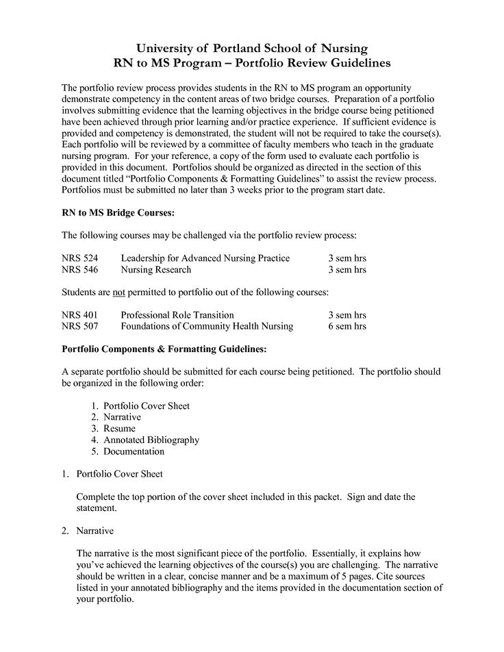 Resume Narrative Letter Format