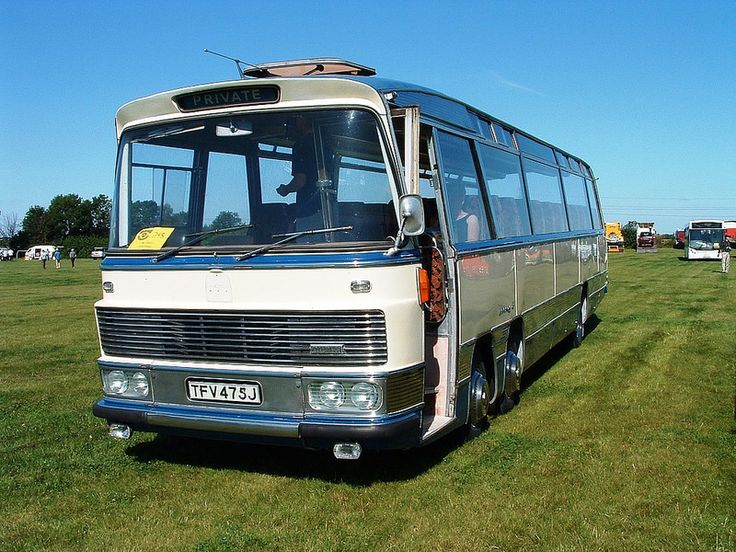Bedford Viceroy Bus coach, Bedford buses, Bedford truck