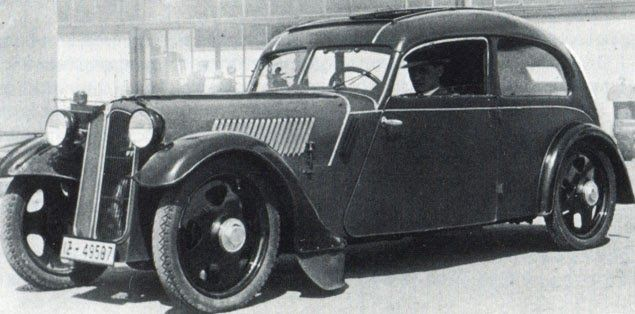 Framo Rebell - What could have been? The handsome Framo Rebell prototype driven by Jorge Rasmussen's son, Hans, now CEO of the company. Despite its promise, Framo was simply too small a company to build multiple vehicle lines at the same time, and cancelled the project.