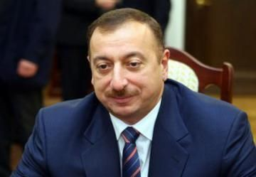News.Az - Ilham Aliyev receives president of International Equestrian Sport