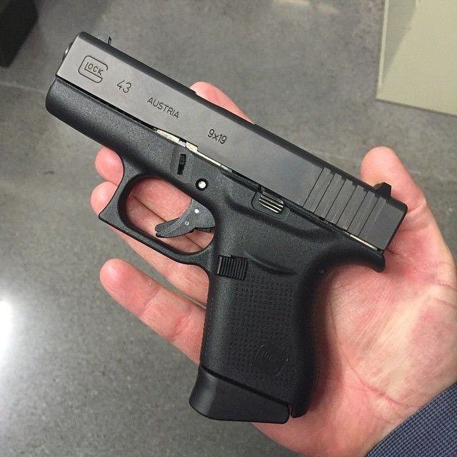 Glock 43 Find our speedloader now! http://www.amazon.com ...