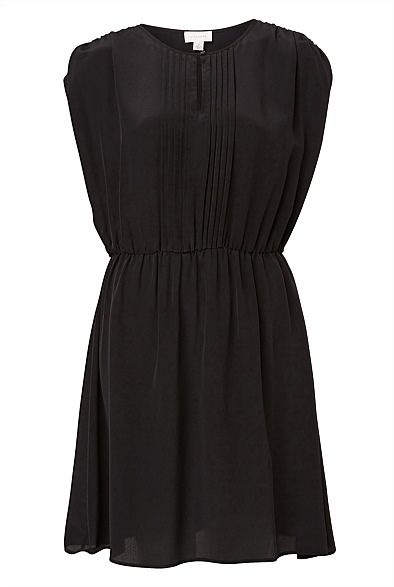 Her Sale Clothing | Witchery - Pintuck Front Dress $60