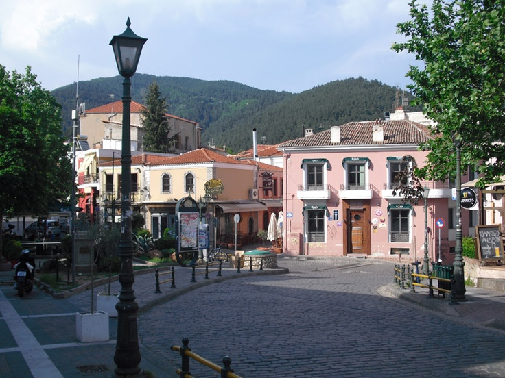 TRAVEL'IN GREECE I Walking in Xanthi, Greece