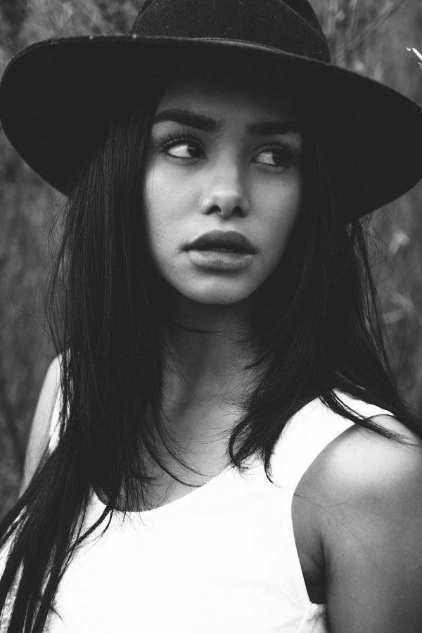 Fashion Photography: Naressa By Michael Benatar For WhiteLies Magazine