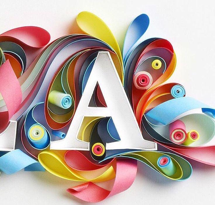 Открытки буквы