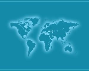 Esta es una plantilla PowerPoint de negocios pensada para negocios globales, con la que puedes crear presentaciones enfocadas en negocios que requieran comunicaciones entre diferentes países, o live meetings, exportaciones, importaciones, entre otros
