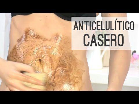 Exfoliante anticelulítico casero