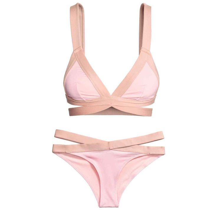 Maillot rose H&M