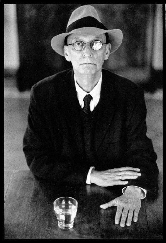 Johan Anthierens (1937-2000) - Belgian journalist, publicist, critic and writer. Photo © Stephan Vanfleteren