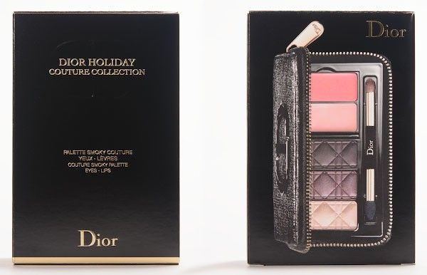 #Набор для макияжа #Dior #Holiday #Couture #Collection #Smoky #Palette #Eyes - #Lips - #PerfettoMe