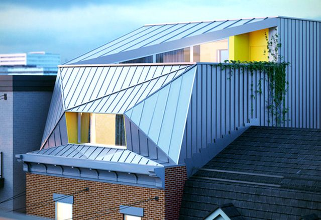 4 projets sur les toits de Montréal