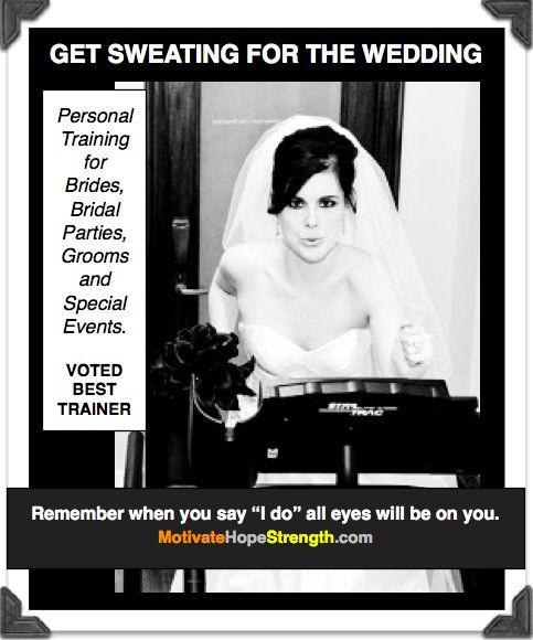 Philadelphia S Top Personal Trainer Motivatehopestrength Wedding Philly Bride W