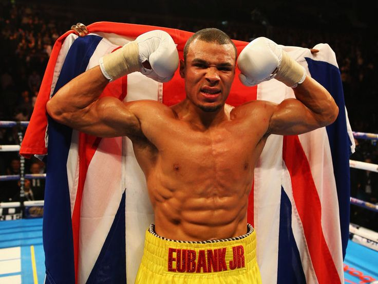Eubank Jr wins British title