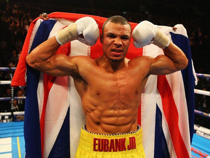 Eubank Jr wins British title