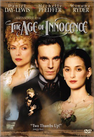 Directed by Martin Scorsese.  With Daniel Day-Lewis, Michelle Pfeiffer, Winona Ryder, Linda Faye Farkas. A tale of nineteenth-century New York high society in which a young lawyer falls in love with a woman separated from her husband, while he is engaged to the woman's cousin.
