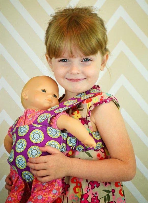 Carmondy's Doll Carrier