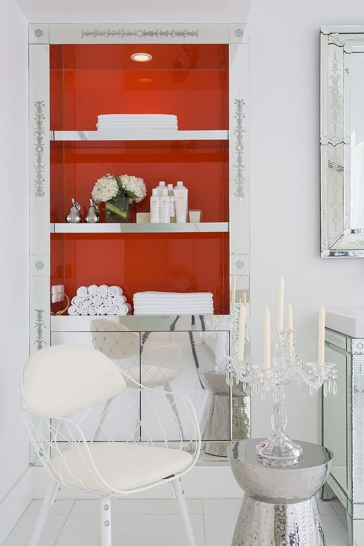 Philippe Starck White Interior -