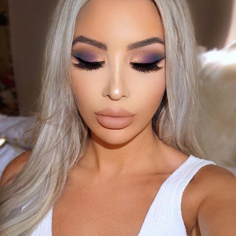 Love the eyeshadow. I'm thinking I could replicate this with the Subculture palette ;)