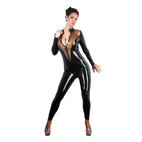 Latex Catsuit – Sexy Vibes