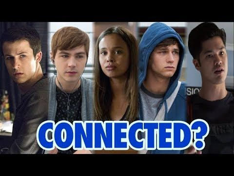 How All Characters Are Connected On 13 Reasons Why Season 2