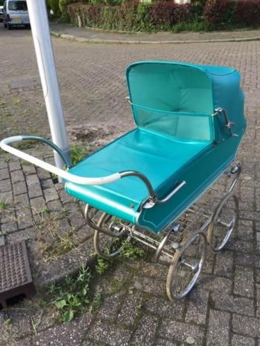 Van Delft vintage kinderwagen