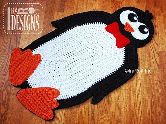 Juegos De Baño Regina:Elephant Rug Crochet Pattern