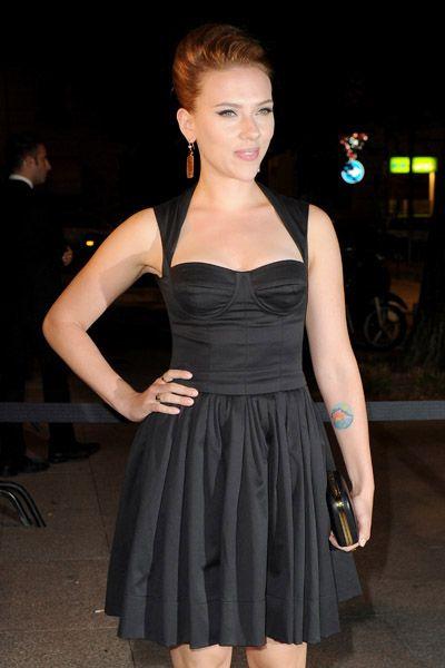 Scarlett Johansson goes glam during Milan Fashion Week: Week Celebrity, Celebrity Style, Scarlett Johansson, Gowns, Tory Burch, 2012 Fashion, Dresses Patterns, Milan Fashion Weeks, Art Scarlett
