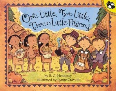A simple, rhythmic picture book, which illustrates daily life among the pilgrims and Native Americans, counts things associated with Thanksgiving, from one to ten, including pilgrims, Wampanoags, nuts