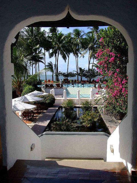 Serena Beach Hotel - Mombasa - Kenya  Kenya.  http://www.travelandtransitions.com/destinations/destination-advice/africa/