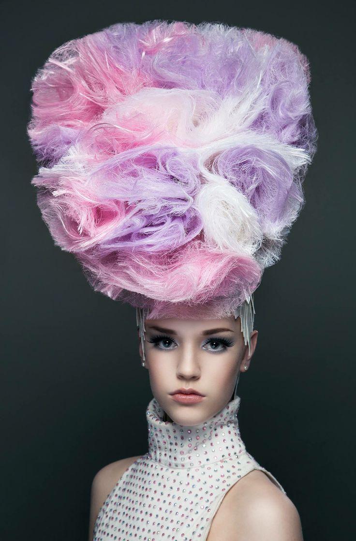 756 best avant garde / fantasy hairstyles images on pinterest