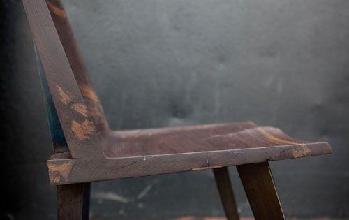 conformlab israelow contoured chair