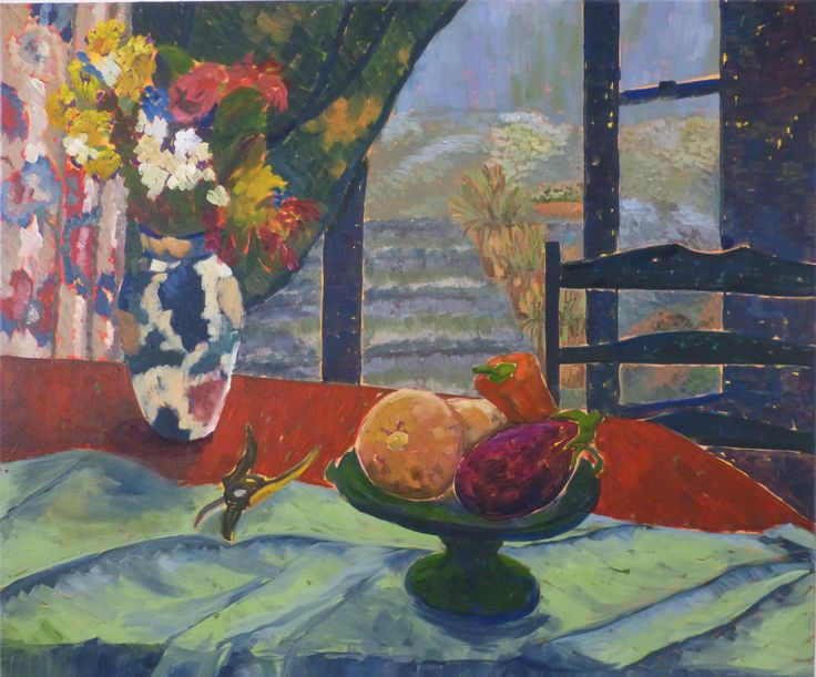 "Joanna Mansueto ""a still life"" oil on canvas 2013"