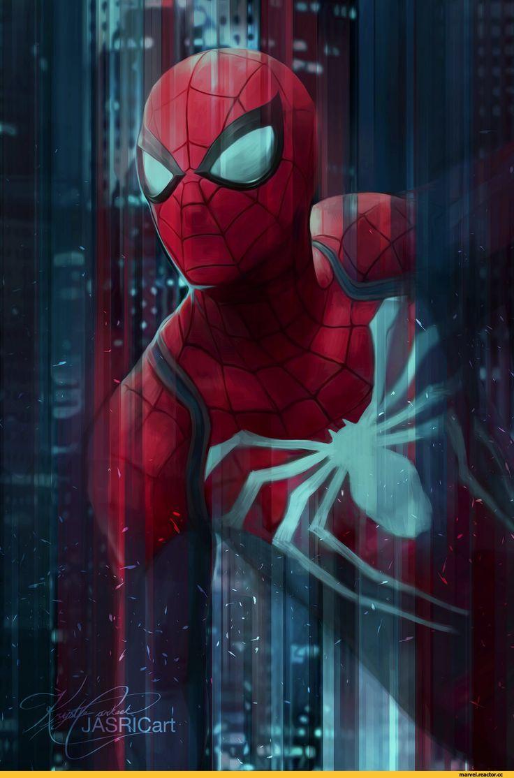 Asric,Spider-Man,Человек-Паук, Спайди, Твой дрюжелюбный сосед, Питер Паркер,Marvel,Вселенная Марвел,фэндомы