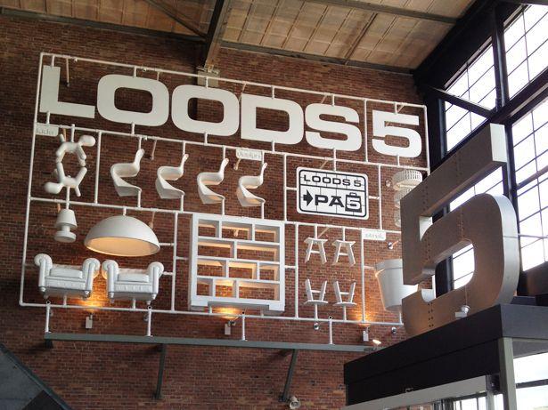 Airfix style store sign. Very cool.   Loods 5 - Zaandam / Sliedrecht (interior shop)