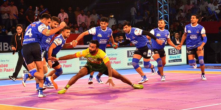 Pro Kabaddi League 2017 Patna Pirates Haryana Steelers to scrap for survival in clash of contrasts - Firstpost #757Live