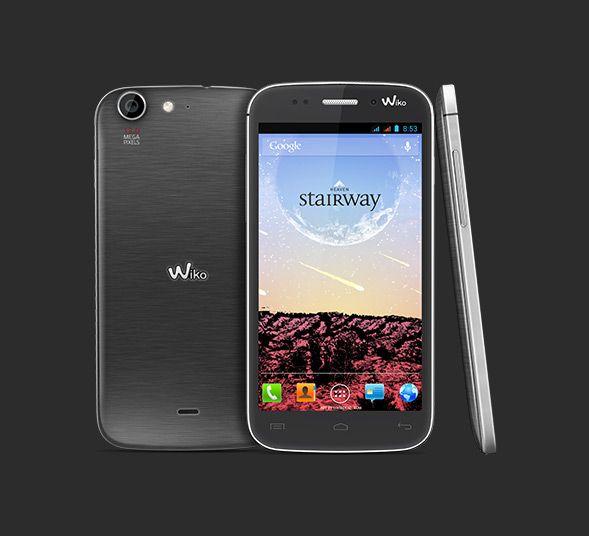 Wiko dévoile encore deux nouveaux smartphones : Darkside et Stairway - http://www.ccompliquer.fr/wiko-devoile-encore-deux-nouveaux-smartphones-darkside-et-stairway/