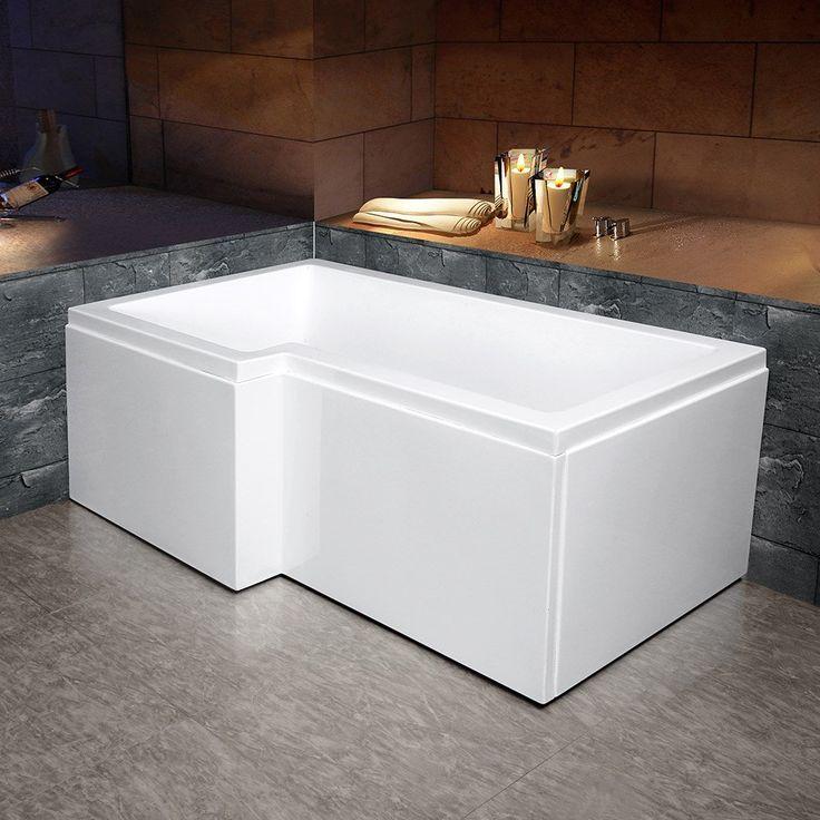 5000 kr, 150 cm snabb leverans. Badkar Bathlife Behag 7313620 Bygghemma.se