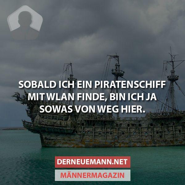 Piratenschiff #derneuemann #humor #lustig #spaß