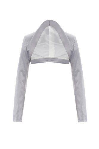GIOVANI & RICCHI Women's Long - regularShrug: Amazon.co.uk: Clothing