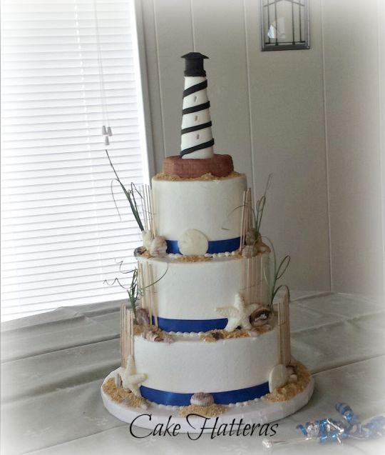 Cape Hatteras Lighthouse Wedding Cake Rebeccaingramcontest Fijiairways Yasawaislandresort