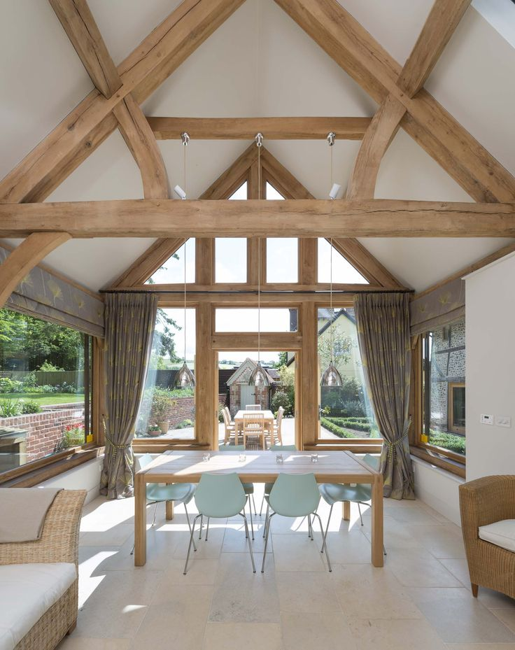 1000 images about border oak garden rooms on pinterest for Oak framed garden room